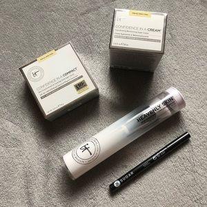 It cosmetics makeup bundle!